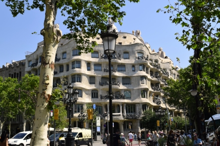 Barcelone insolite