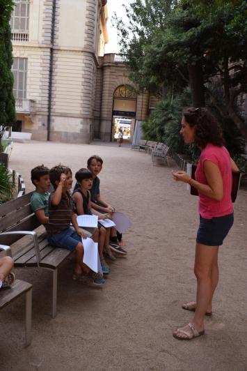 Barcelone avec les enfants